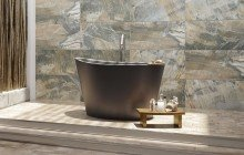 Small bathtubs picture № 40