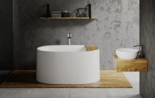 Small bathtubs picture № 25