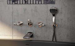 Aquatica Bollicine 111 Wall Mounted Bath Filler Chrome 08 (web)