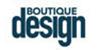 Boutique design logo